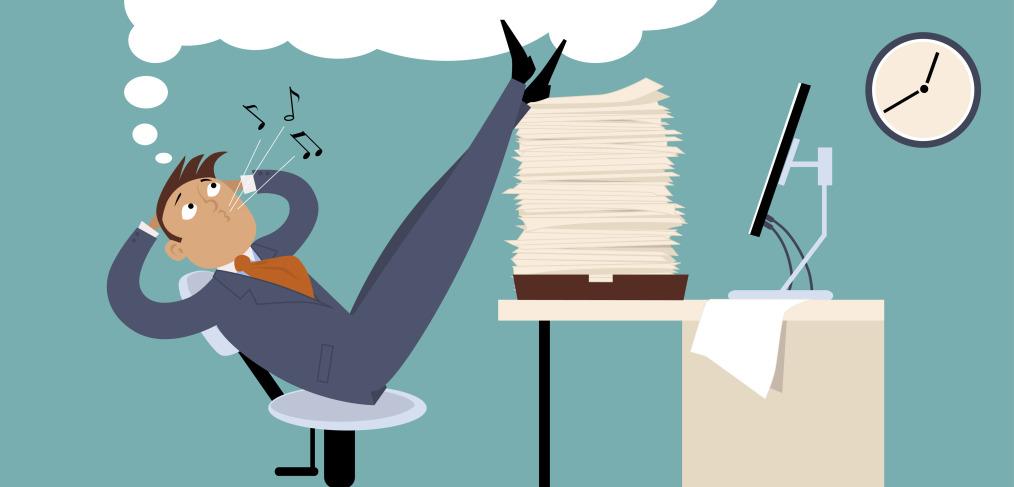 Como deixar de procrastinar no trabalho