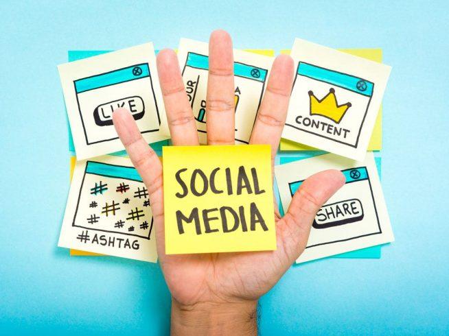 Como apresentar sua marca nas redes sociais