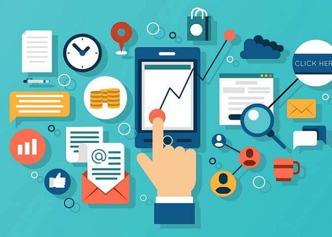 marketing digital especializada em dados