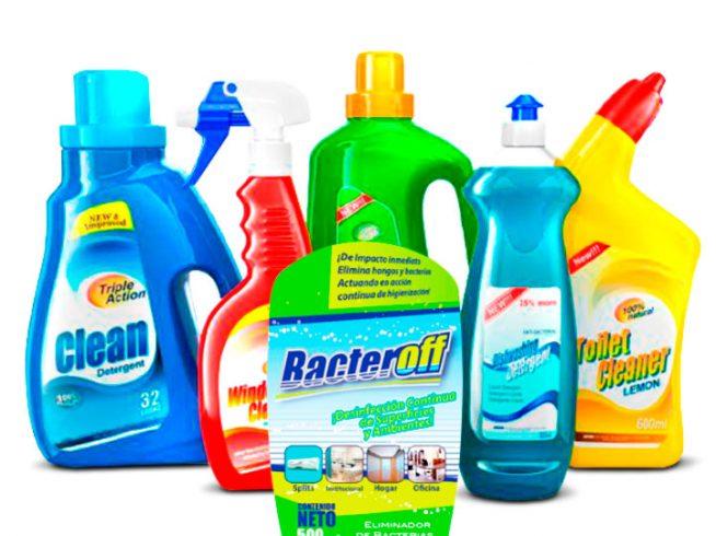 Como fazer um rótulo de produto de limpeza